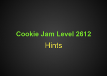 Cookie Jam Level 2612 Tips, Tricks, Hints, Cheats and more
