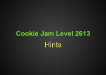 Cookie Jam Level 2613 Tips, Tricks, Hints, Cheats and more