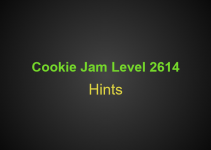 Cookie Jam Level 2614 Tips, Tricks, Hints, Cheats and more