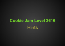 Cookie Jam Level 2616 Tips, Tricks, Hints, Cheats and more