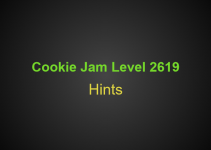 Cookie Jam Level 2619 Tips, Tricks, Hints, Cheats and more
