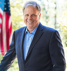 Phone Number and Email Address of Senator Doug Jones