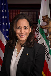 Phone Number and Email Address of Senator Kamala Harris