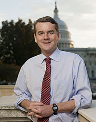 Phone Number and Email Address of Senator Michael Bennet