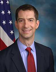 Phone Number and Email Address of Senator Tom Cotton