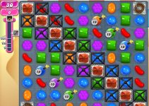 Candy Crush Saga Level 168 Help, Solutions and more